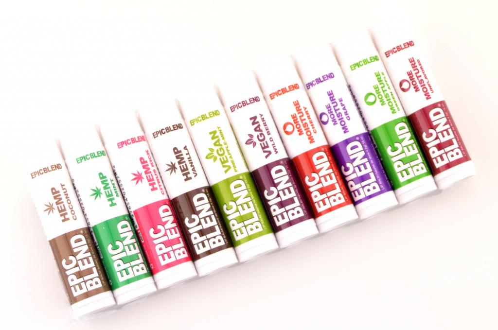 Epic Blend Premium Lip Balm  (1)