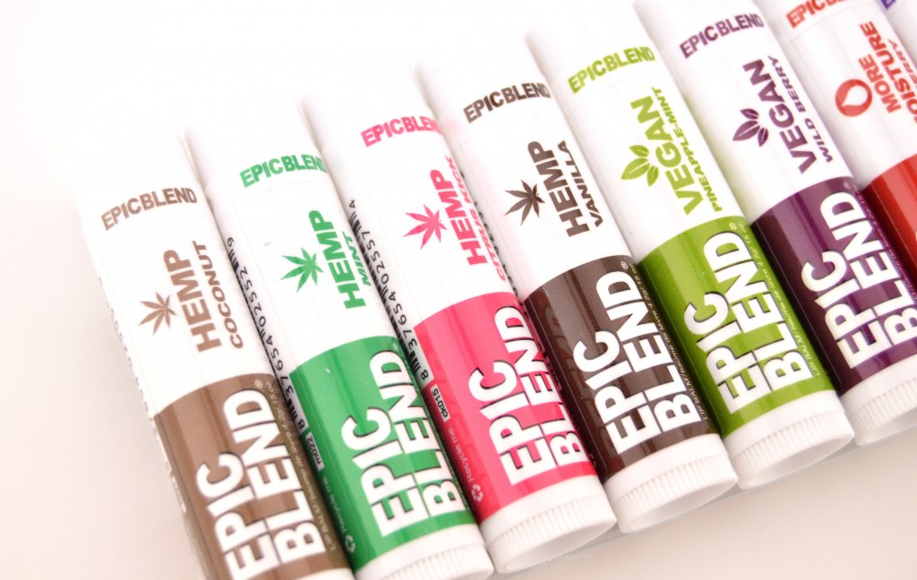 Epic Blend Premium Lip Balm  (2)