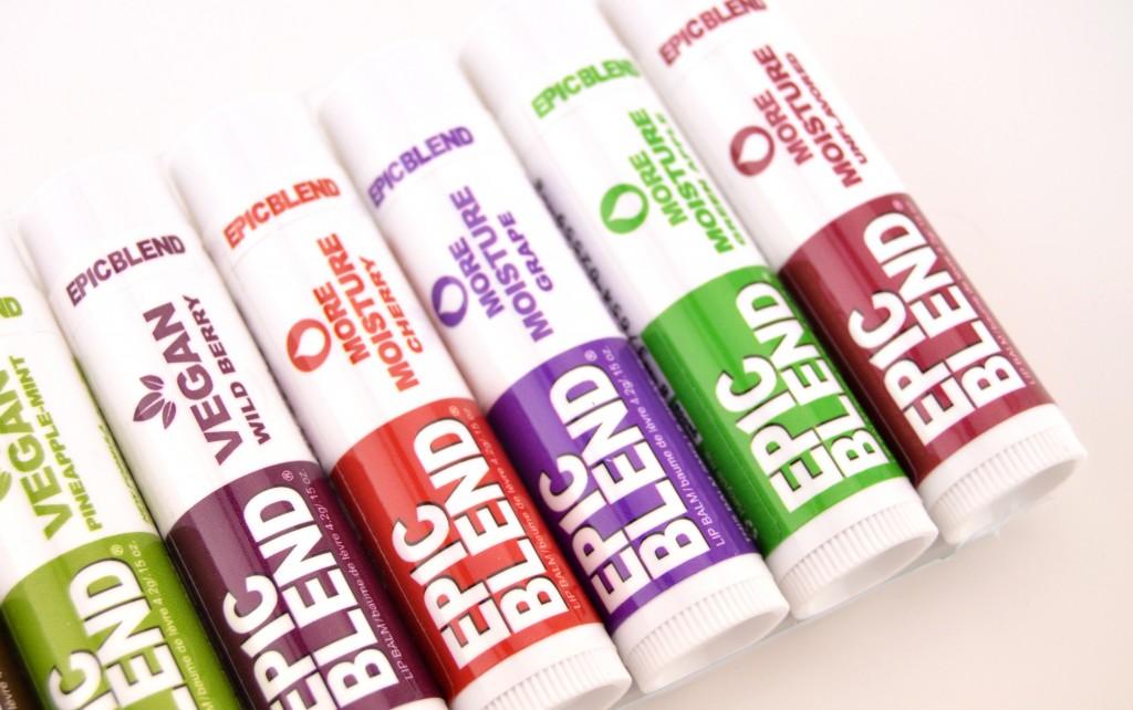 Epic Blend Premium Lip Balm  (3)