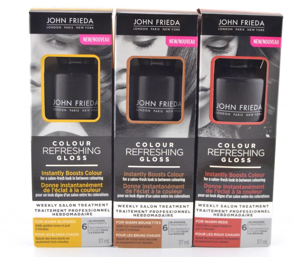 John Frieda Colour Gloss Warm
