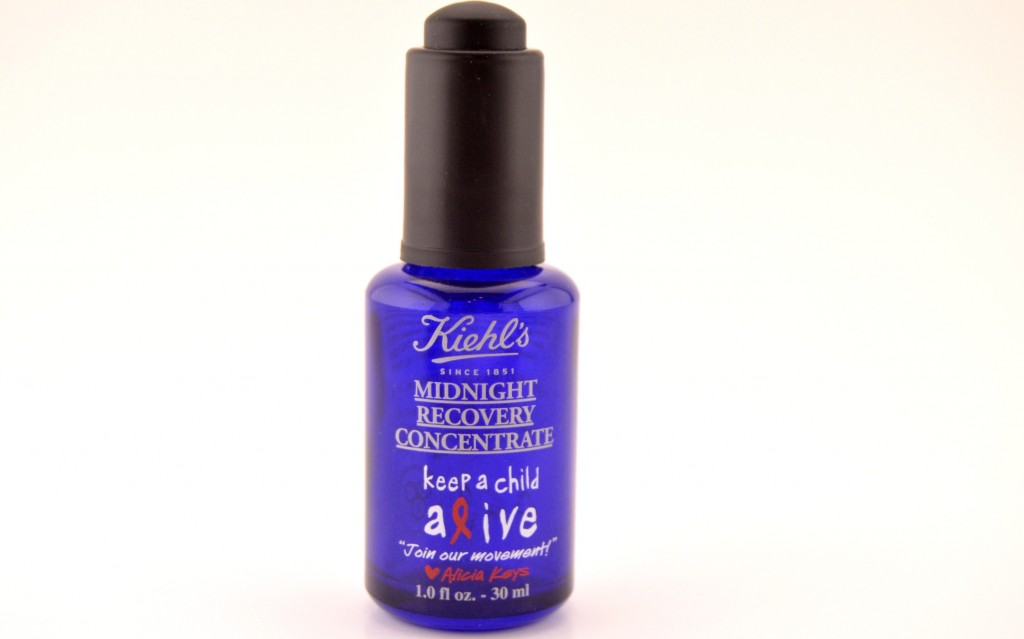 Kiehls Keep a Child Alive Midnight Recovery Concentrate Serum (3)