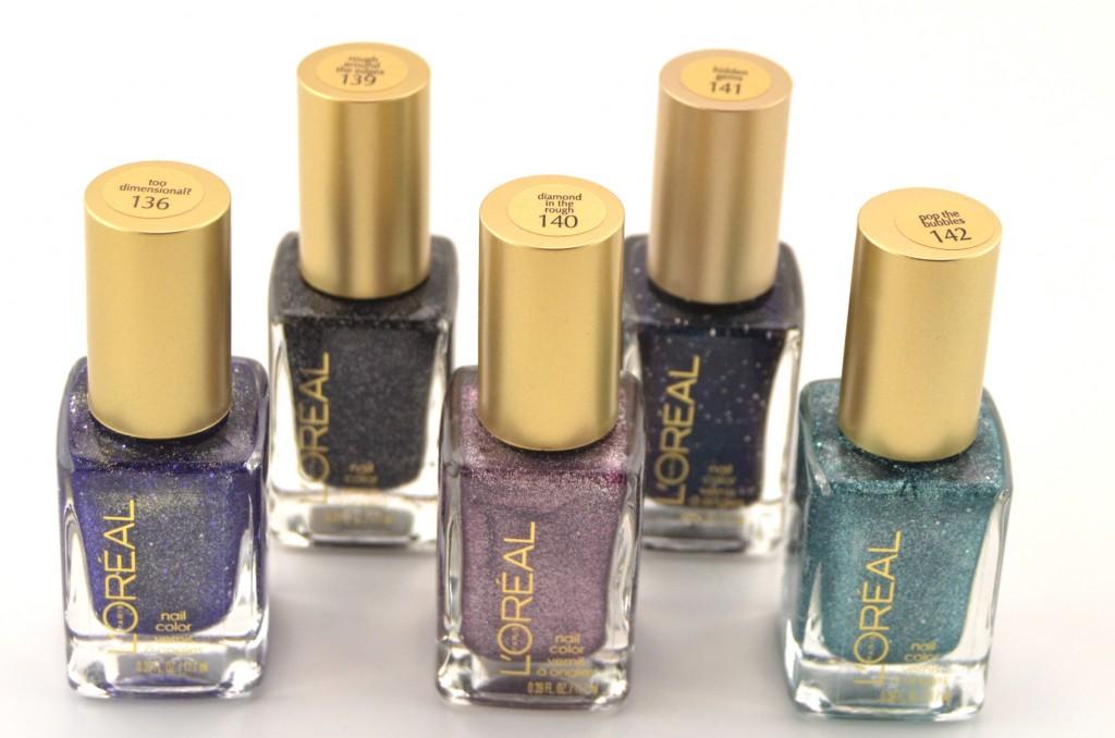L'Oreal Paris Colour Riche Gold Dust  (10)
