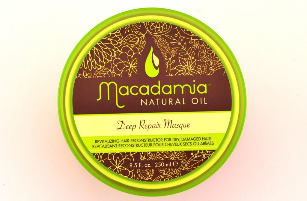 Macadamia Natural Oil Deep Repair Masque (1)
