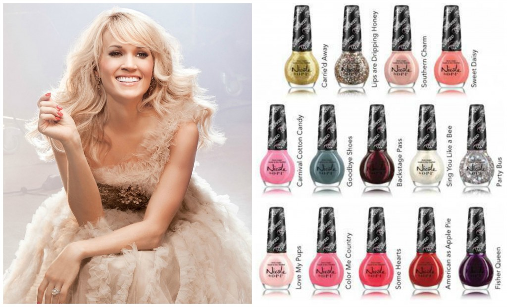 Nicole by OPI Carrie Underwood  (1)