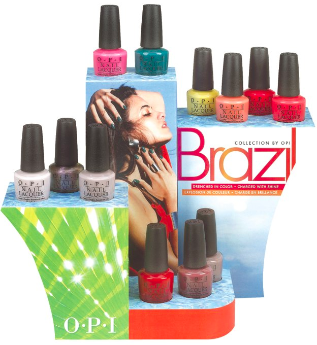 OPI Beach Sandies Liquid Sand Mini Nail Lacquer Collection  (1)