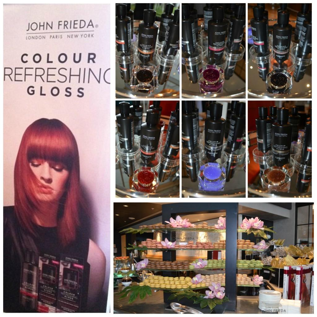 John Frieda Colour Refreshing Gloss Event