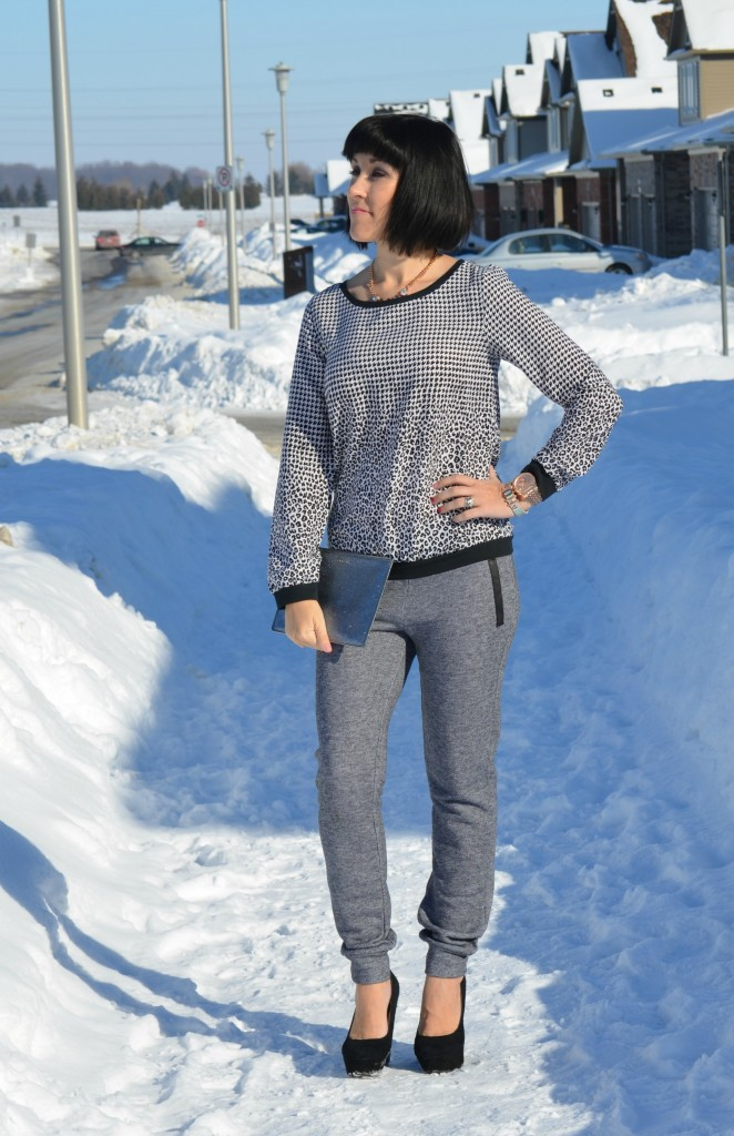 February 12th, 2014 – Casual Chic