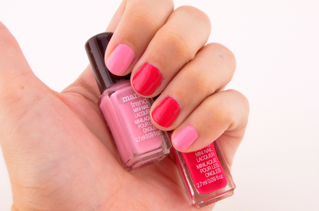 Avon Valentine Nails