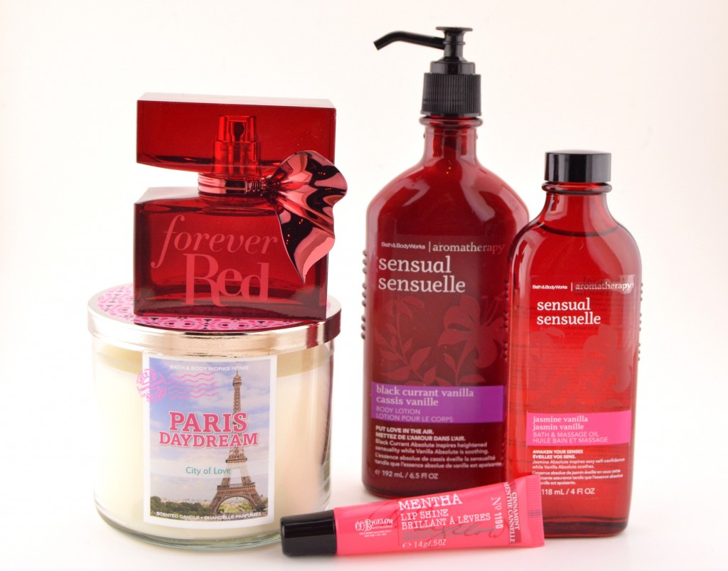 Bath & Body Works for Valentine's Day
