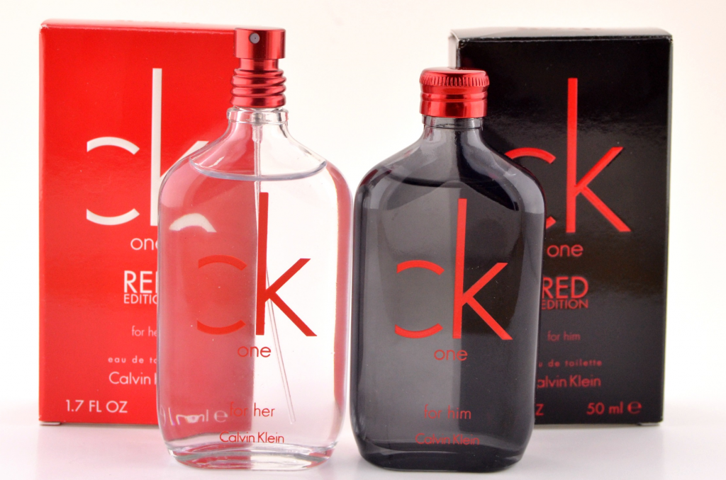 CK One Red Edition  (1)