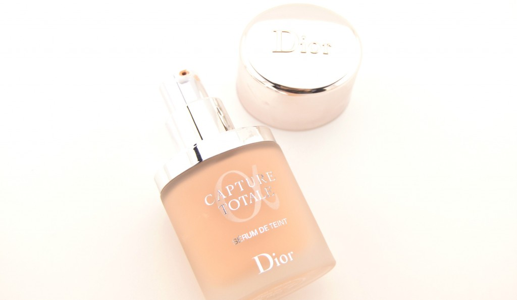 Dior Capture Totale Foundation  (3)
