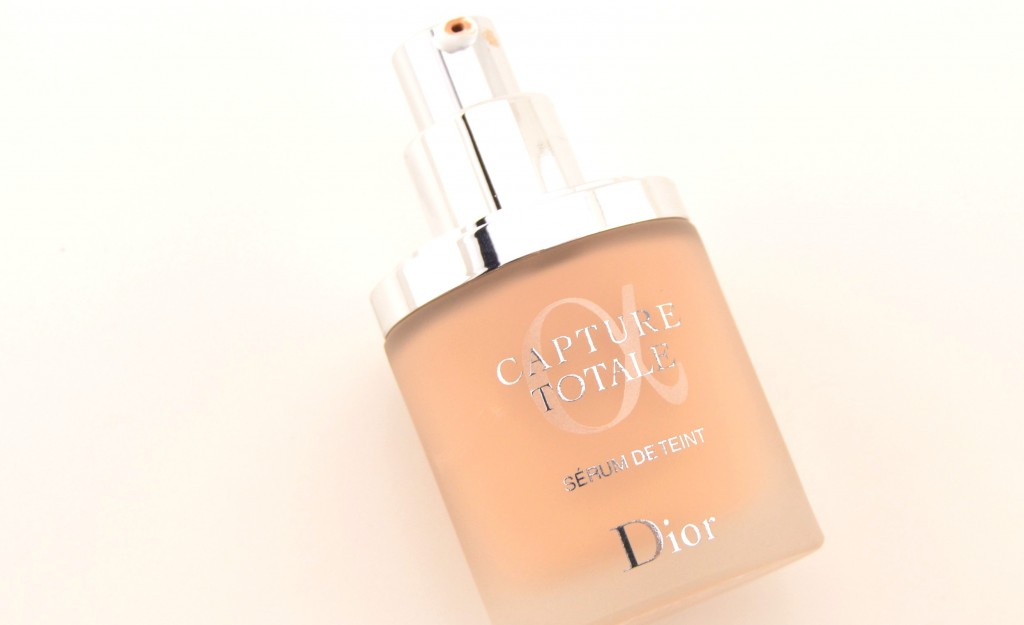 Dior Capture Totale Foundation  (4)