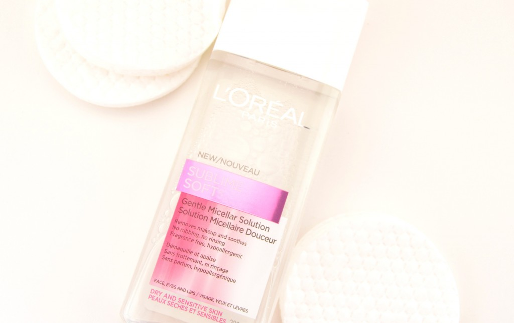 L'Oreal Soft Gentle Micellar Solution  (2)