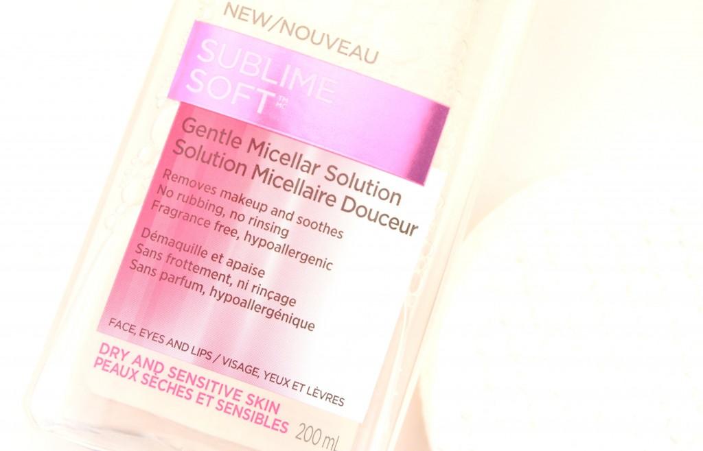 L'Oreal Soft Gentle Micellar Solution  (3)