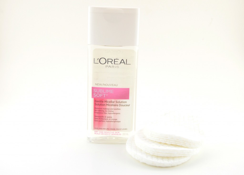 L'Oreal Soft Gentle Micellar Solution  (1)