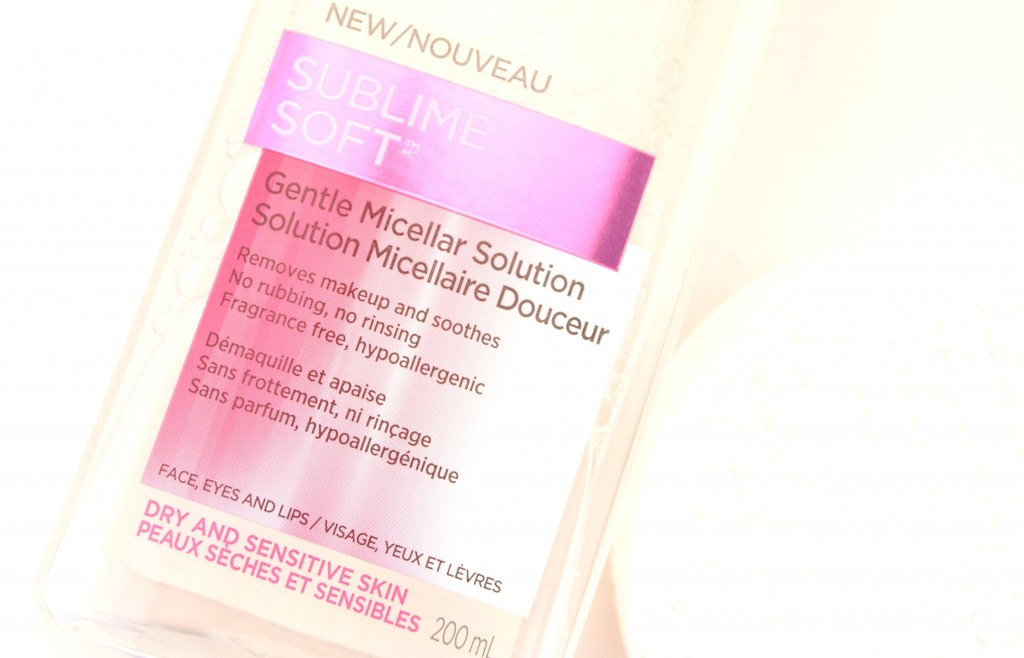 L'Oreal Soft Gentle Micellar Solution  (3)