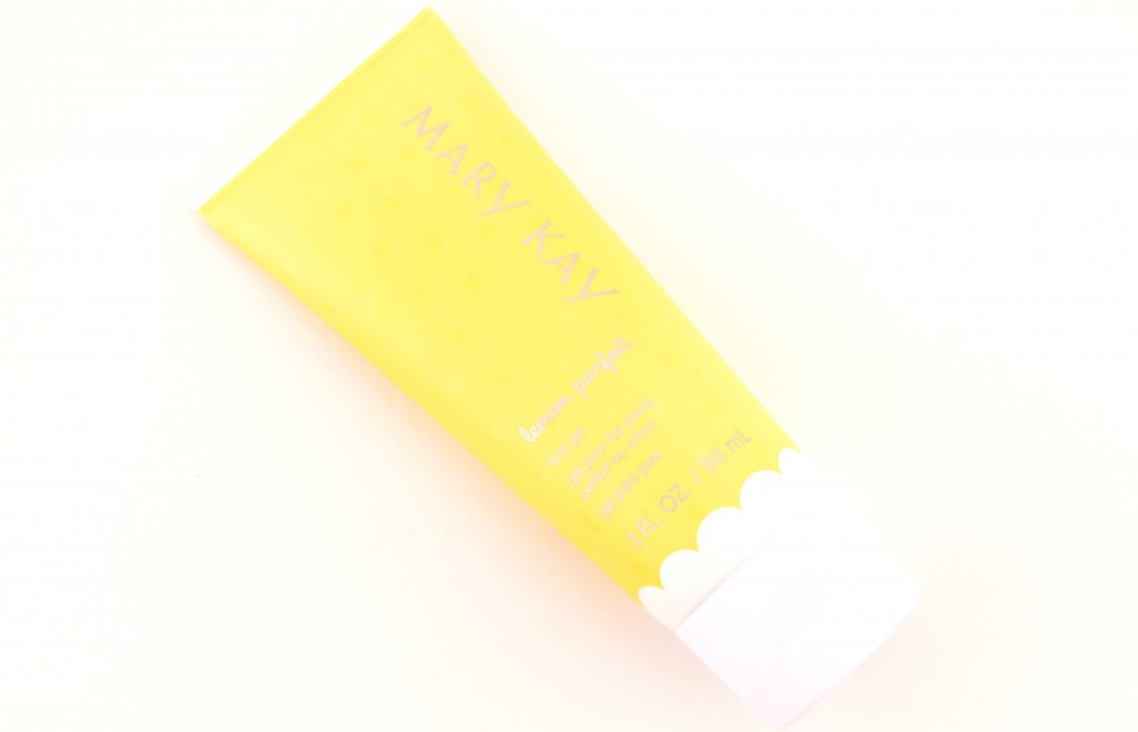 Mary Kay's Limited-Edition Lemon Parfait Pedicure Collection (5)