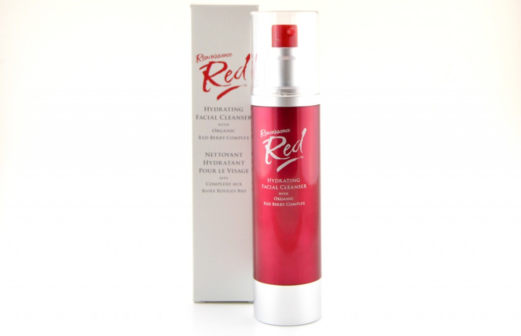 Renaissance Red Hydrating Facial Cleanser  (1)