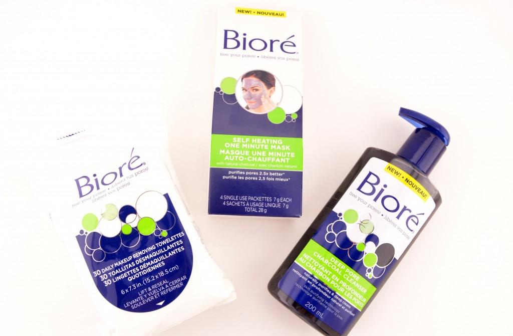 Bioré Charcoal  (2)