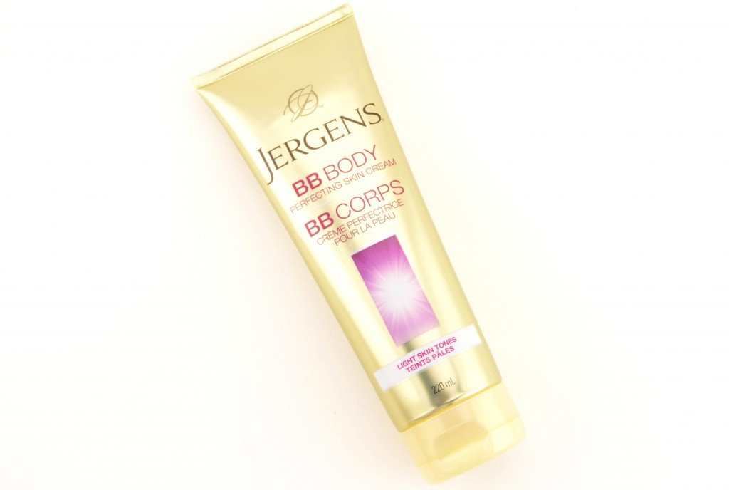 Jergens BB Body Perfecting Skin Cream  (2)