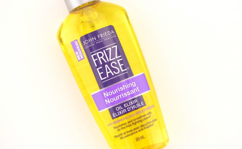 John Frieda Frizz Ease Nourishing Oil Elixir (3)