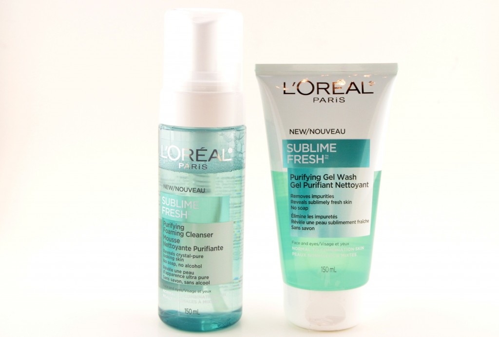 L'Oreal Sublime Fresh