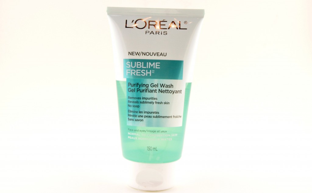 L'Oreal Sublime Fresh  (3)