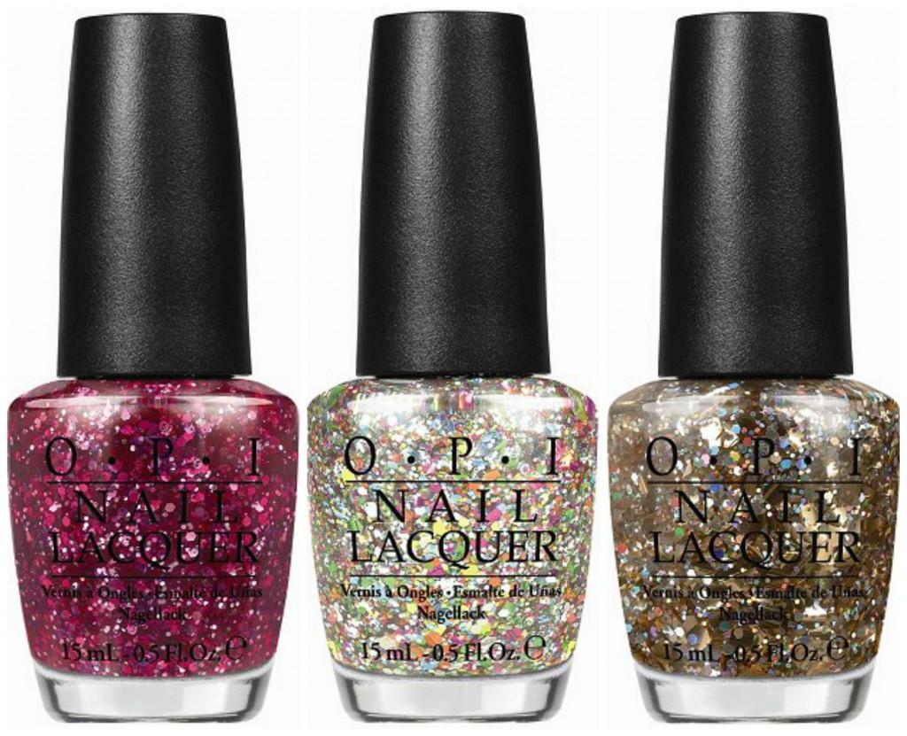 OPI Spotlight on Glitter