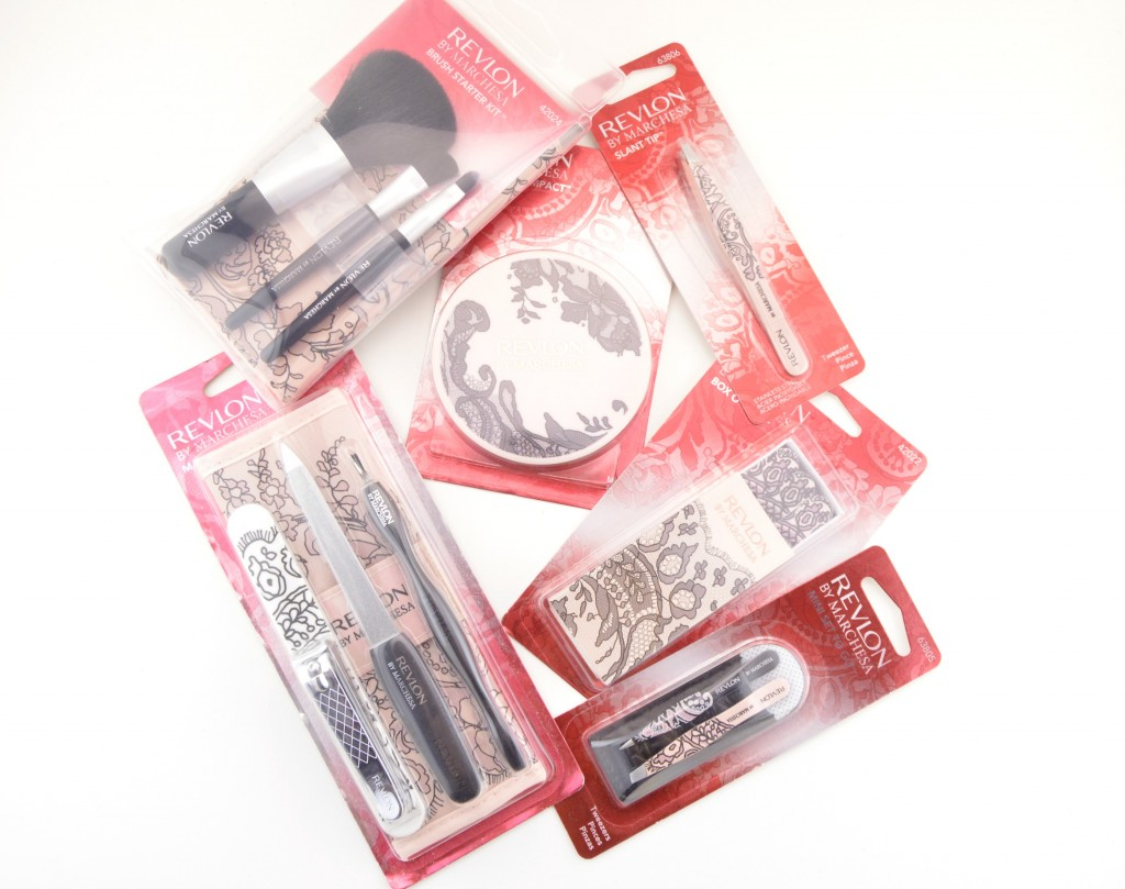 Revlon by Marchesa beauty tools collection  (1)