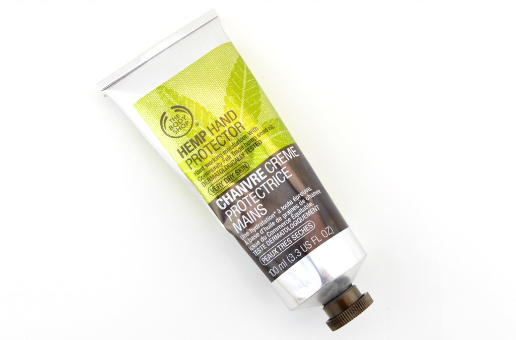 The Body Shop Hemp Hand Protector  (1)