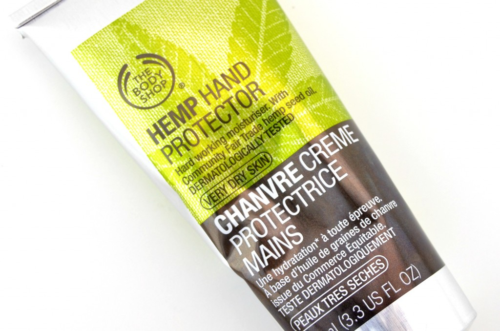The Body Shop Hemp Hand Protector  (2)