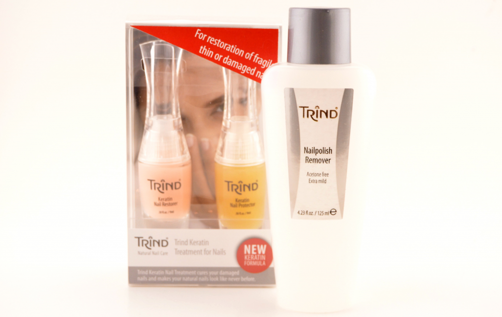 Trind Keratin Treatment for Nails Kit  (1)