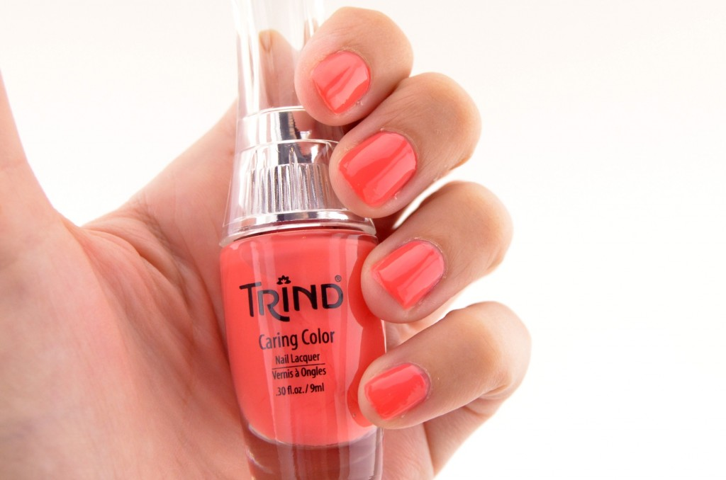 Trind Keratin Treatment for Nails Kit  (6)