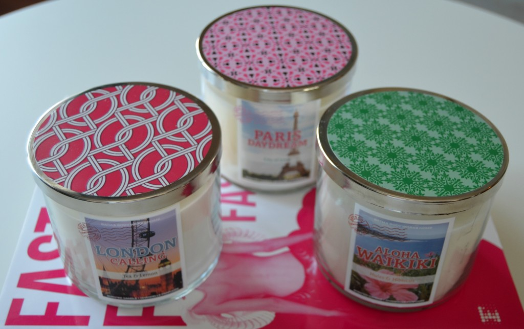 Bath and Body Works Destination Collection (5)