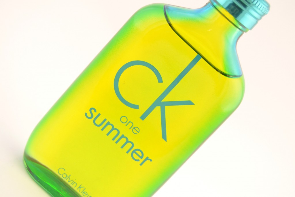 Calvin Klein CK One Summer 2014  (3)