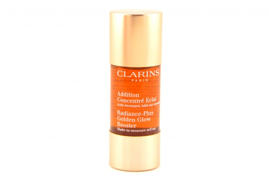 Clarins Radiance-Plus Golden Glow Booster  (2)