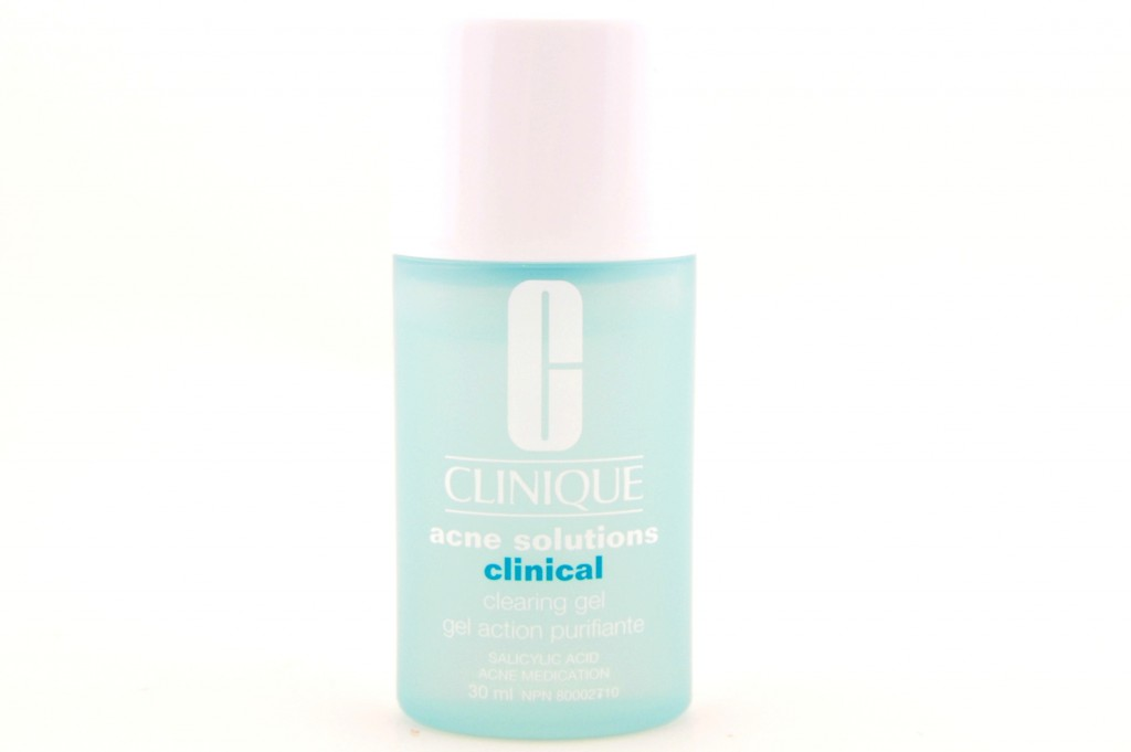 Clinique Acne Solutions Clinical Clearing Gel  (1)