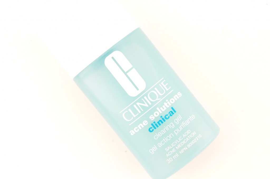 Clinique Acne Solutions Clinical Clearing Gel  (2)