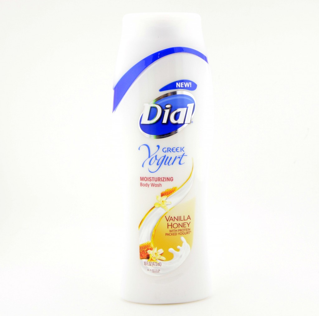 Dial Greek Yogurt Body Wash (1)