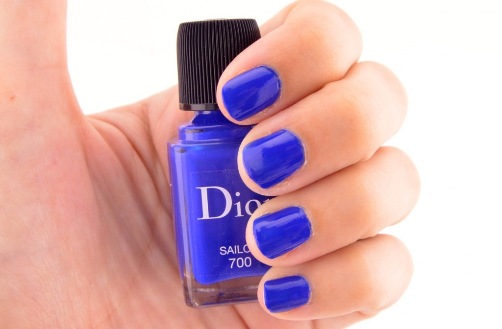 Dior Manicure Transat in Sailor