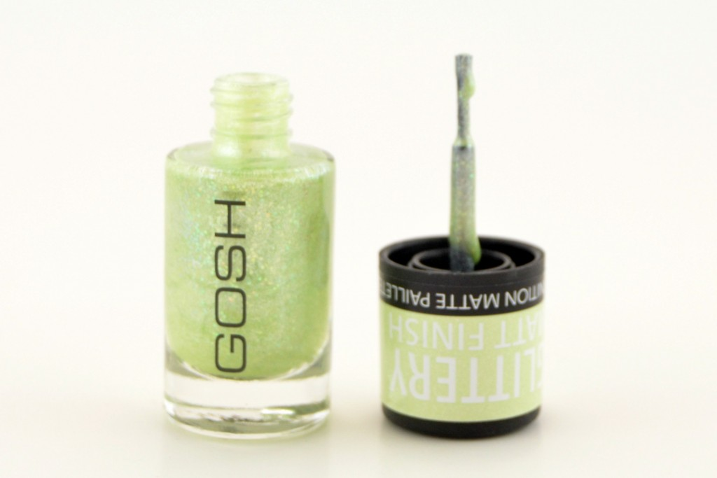 GOSH Frosted Nail Lacquer  (4)