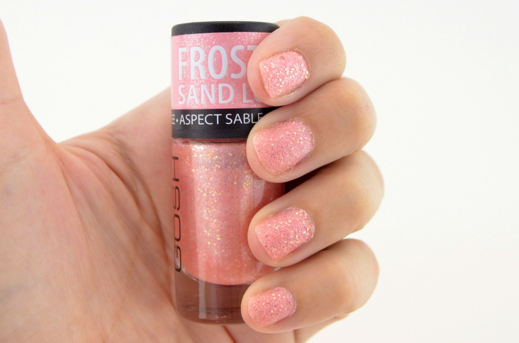 GOSH Frosted Nail Lacquer  (5)
