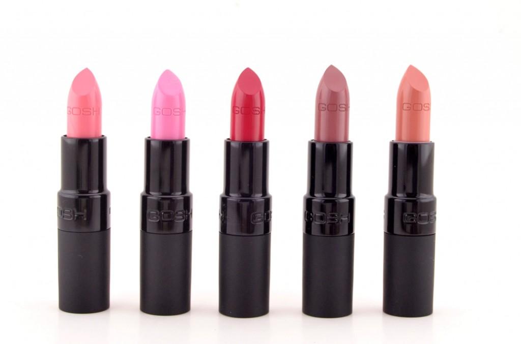 GOSH Velvet Touch Lipstick  (1)