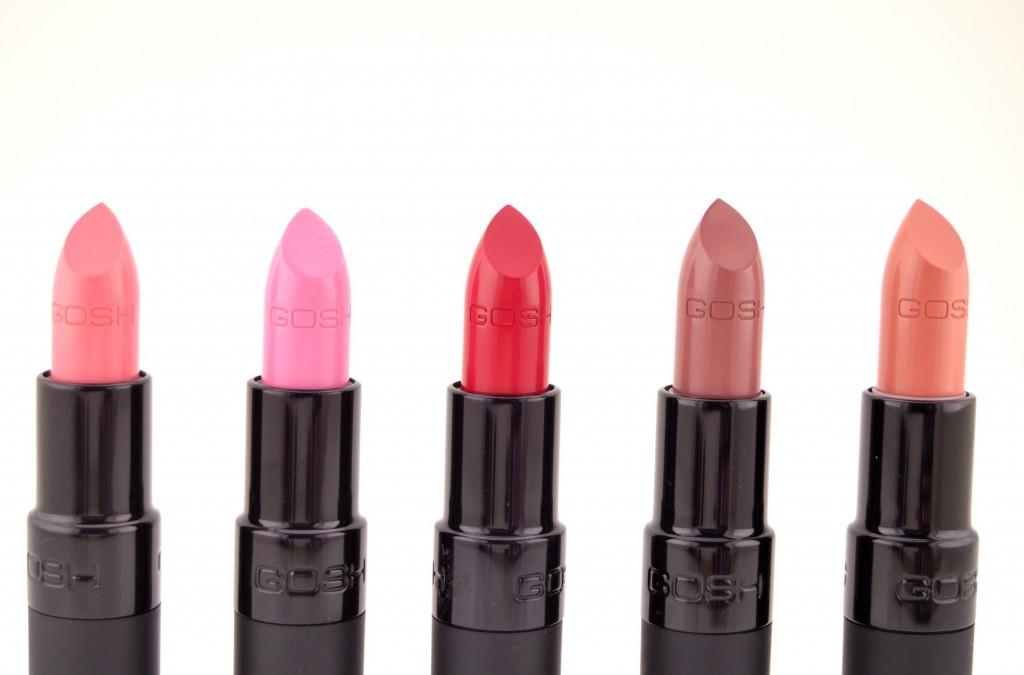 GOSH Velvet Touch Lipstick  (2)