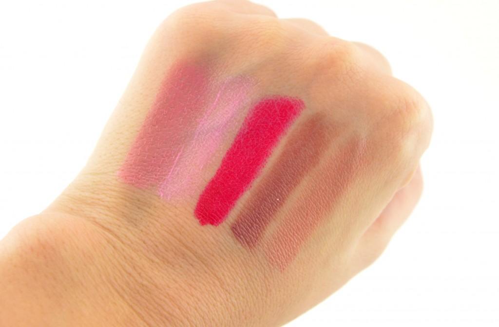 GOSH Velvet Touch Lipstick  (8)