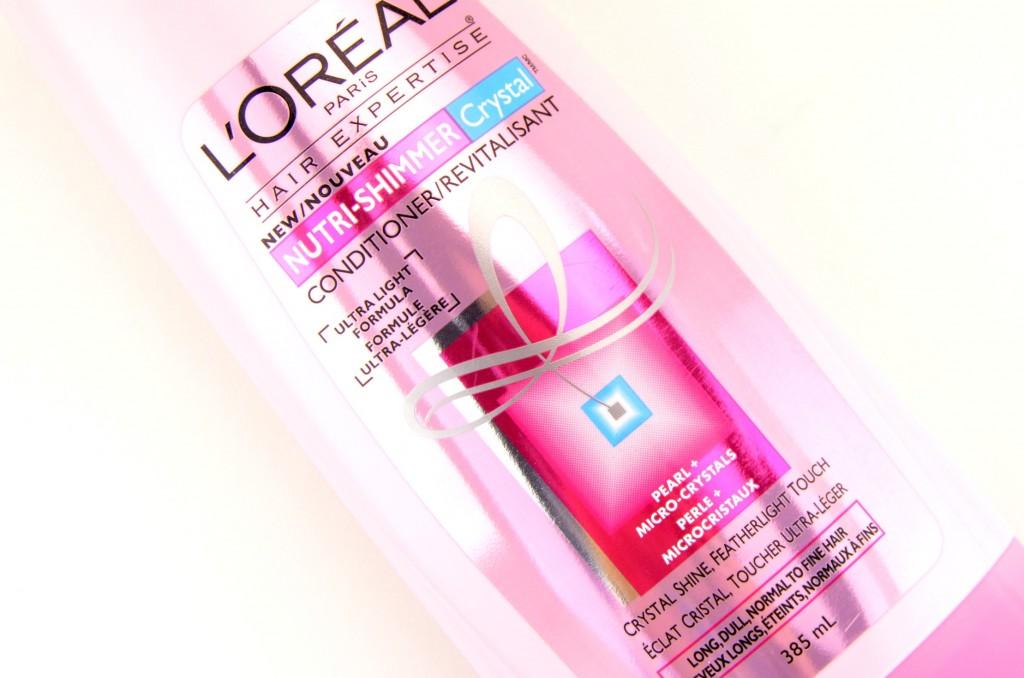 L'Oréal Hair Expertise Nutri-Shimmer Crystal  (5)