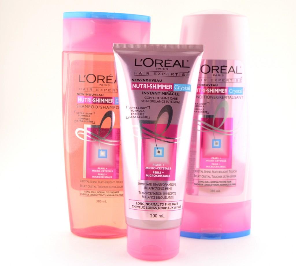 L'Oréal Hair Expertise Nutri-Shimmer Crystal  (1)