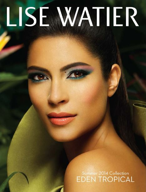 Lise Watier Eden Tropical Summer 2014 Collection