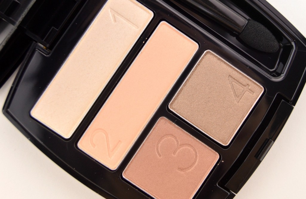 Avon Perfect Nude True Color Eyeshadow Quad  (8)