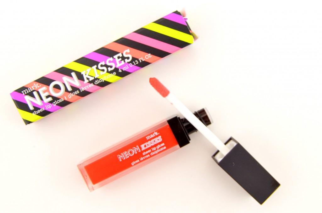 Mark. Neon Kisses Sheer Lip Gloss  (3)